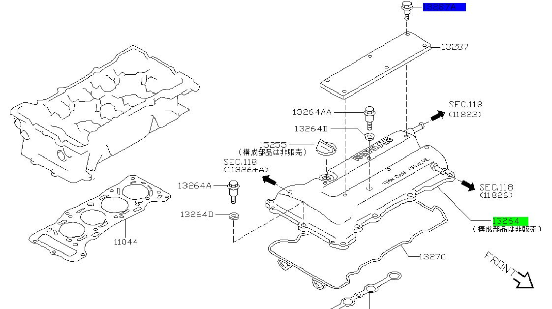 1998 lumina engine diagram exhaust
