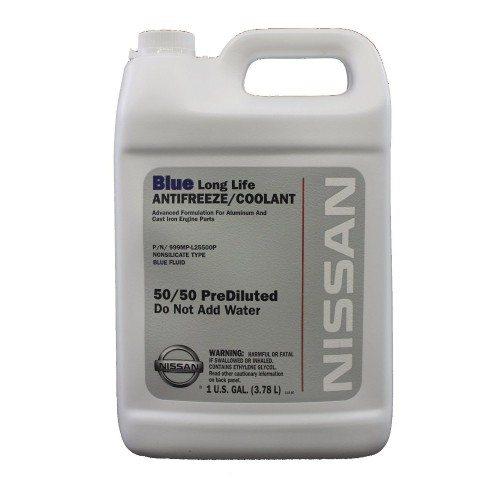 Genuine Nissan Blue Long Life Antifreeze Coolant 1